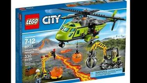 Brand new lego 60123 City Ryde Ryde Area Preview