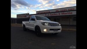 2008 Toyota Hilux Deniliquin Murray Area Preview
