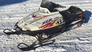 Wicked fast sled