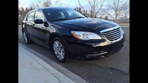 2012 Chrysler 200 1 year warranty