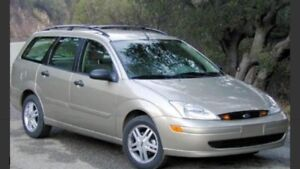 WANTED to buy. 2000-2004 focus wagon