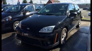 Ford Focus Se 2007 Noir Hatchback