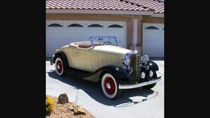 Wanted 1933 chev roadster Aus Hoxton Park Liverpool Area Preview