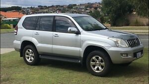 2004 Toyota LandCruiser Wagon Kardinya Melville Area Preview