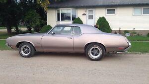 Great car. 1972 cutlass supreme