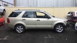 Ford Territory 2006 (*****2010) wrecking Welshpool Canning Area Preview