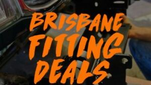 FITTING & INSTALL OF 4x4 GEAR SPECIAL PRICES THIS WEEK ONLY Coopers Plains Brisbane South West Preview