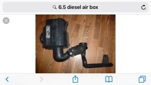 Wanting this airbox from 6.5 diesel year 2000
