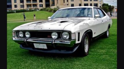 Wanted: Ford xa falcon gt seat belts and seats in parchment WANTED