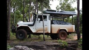 Custom Style Side LandCruiser Tray Wynnum Brisbane South East Preview