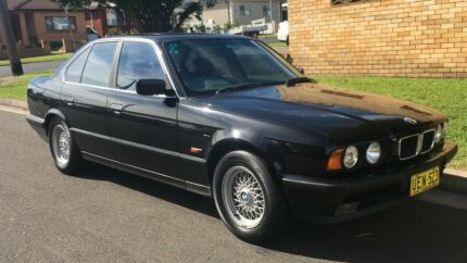BMW E34 525i for sale or swap