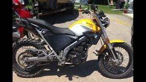 2009 BMW G650X Country ABS