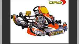 crg  go kart Ipswich Ipswich City Preview