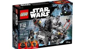 Brand New LEGO 75183 Star Wars Darth Vader Transformation Ryde Ryde Area Preview