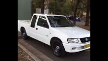 Holden rodeo TF spacecab 2002 St Clair Penrith Area Preview