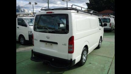 Trademan style  roof rack cage with roller for toyota hiance van  Glenwood Blacktown Area Preview