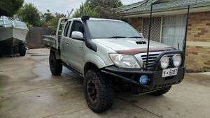 2010 Toyota Hilux SR5 Extra Cab Trayback Cannington Canning Area Preview