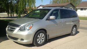 2007 Honda Odyssey      Great Condition