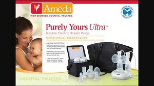 Almeda Purely Yours Ultra Double Breast Pump