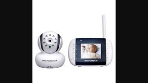 Looking for baby video monitor with 2 cameras