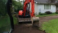 Excavating/Landscaping