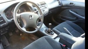 2003 civic. As is