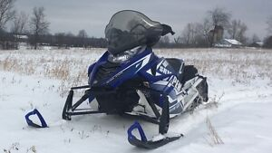 2014 Yamaha Viper X-TX LE - mint with extras - low hours and kms