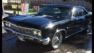 Chevrolet 1966 Impala sell swap $25000 The Vines Swan Area Preview
