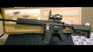 LF: Air Rifle / AEG
