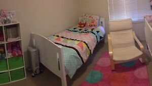 ***REDUCED*** White Timber Bunk Beds Nelson Bay Port Stephens Area Preview