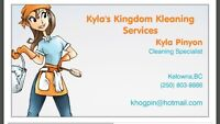 Cleaning Services for Residential