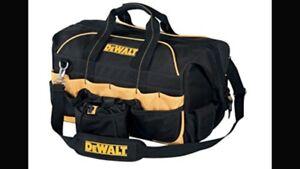 "Dewalt 18"" tool bag"