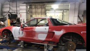 Acura NSX $3500 obo 416 890 4006