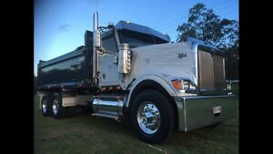 International Eagle 9900i Tipper Oxenford Gold Coast North Preview