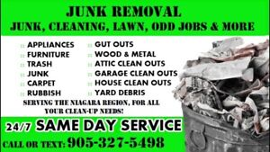 Junk removal in niagara