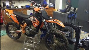 2008 SXF 250