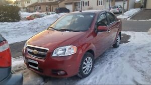 2010 Chevrolet Aveo LT LOW MILEAGE