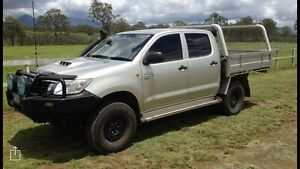 2012 Toyota Hilux Ute Alice Springs Alice Springs Area Preview