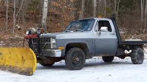 Plow truck wanted