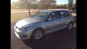 2015 Volkswagen Golf TSI Clean Title
