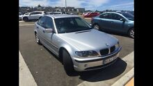 2004 Silver BMW 318i sedan - auto, sunroof, leather, TV!!! Riverwood Canterbury Area Preview