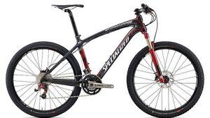 Vélo de montagne, 2010 Specialized Stumpjumper Expert Carbon.