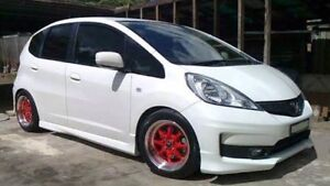 SSW Tuning 15x7.5 4x100 et.30 red lip polish Cranebrook Penrith Area Preview