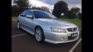 Holden Commodore VZ SV6 low kms + extras Shellharbour Shellharbour Area Preview