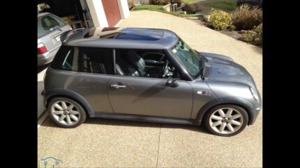 2003 Mini Cooper Hatchback South Yarra Stonnington Area Preview