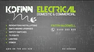 KDFINN Electrical Mullaloo Joondalup Area Preview