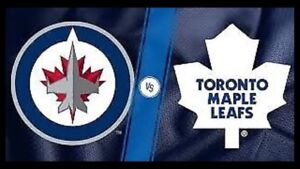 ISO 4 Jets Tickets vs the Leafs (Oct 4th)