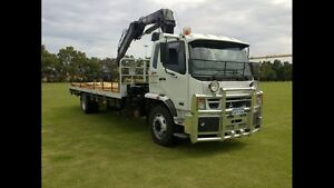 Hiab truck hire Helena Valley Mundaring Area Preview