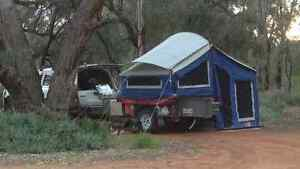 MDC OFF ROAD SOFT FLOOR DELUXE CAMPER TRAILER Blyth Wakefield Area Preview