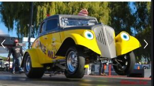 1933 Willys that will blow your mind!!!!